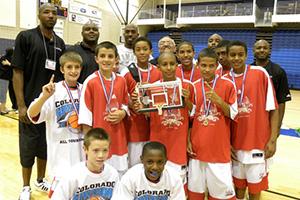 2010 AAU Super Regional 8th Grade Elite