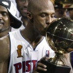 Unforgettable moments: 2004 Finals MVP