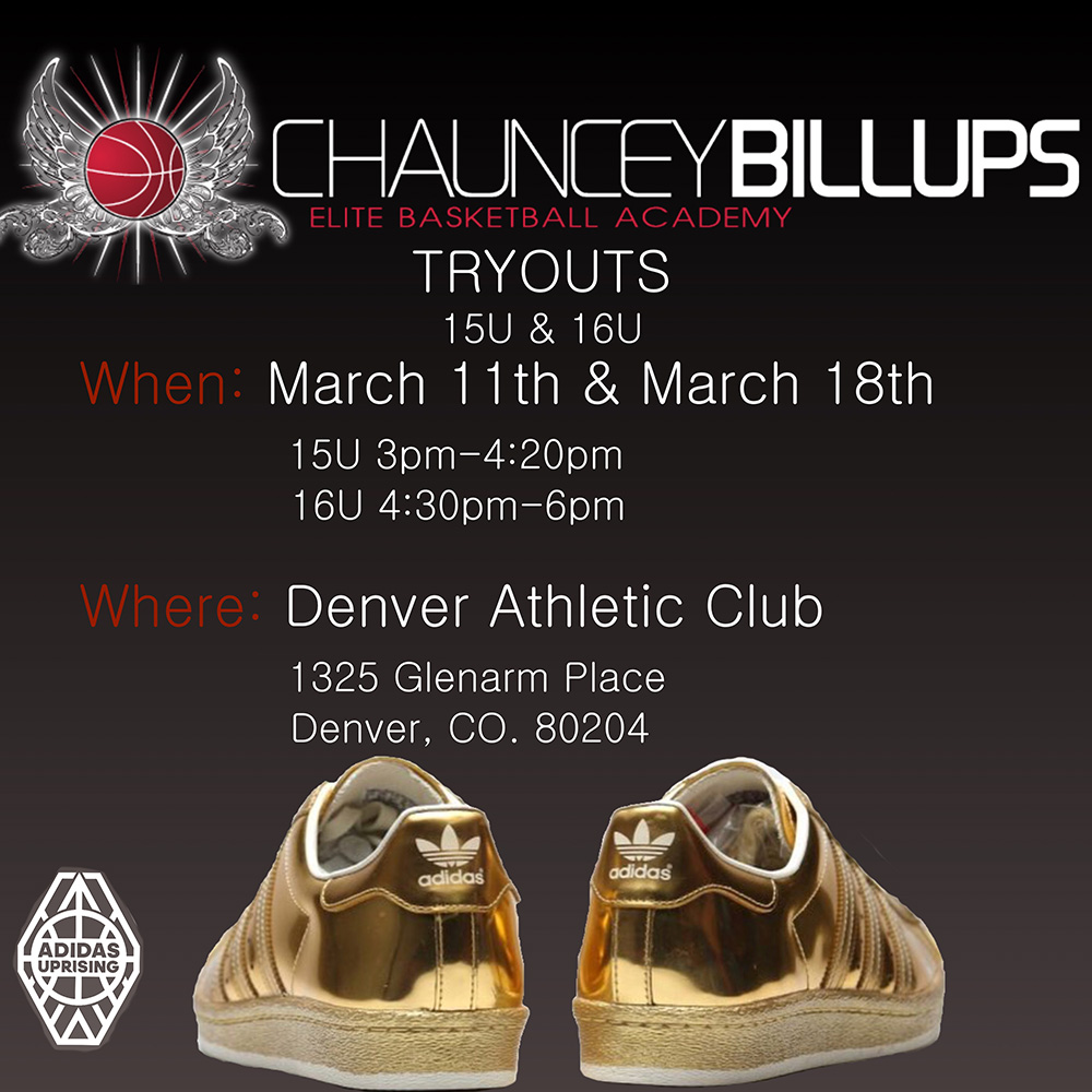 Tryouts for 15U, 16U - March 2018